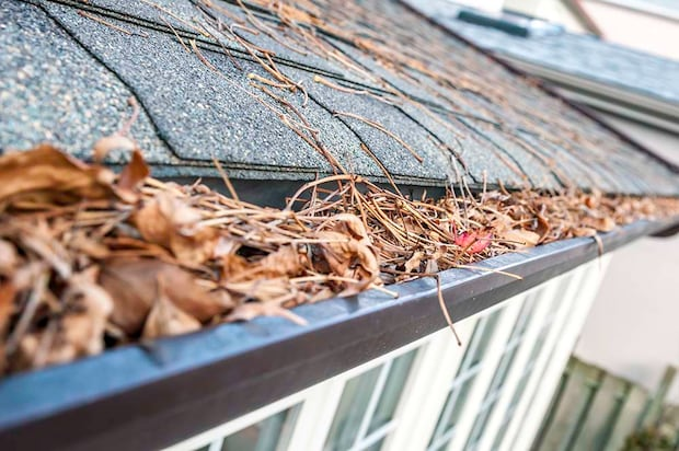 micro filters offer the ultimate in home gutter clog prevention
