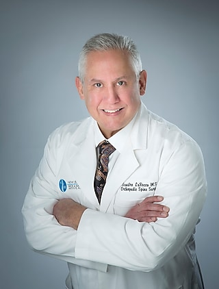 Dr. Sandro LaRocca, director and founder, New Jersey Neck & Back Institute, P.C.