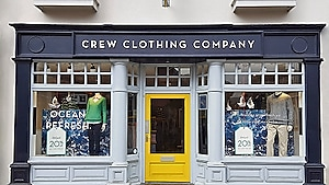 The nautically inspired retailer that is keeping workers afloat