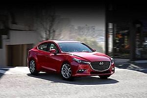 Llévate el Mazda3 del 2017 para una prueba de manejo. Localiza tu concesionario más cercano.