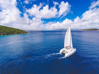 Can't Afford a Private Yacht? Sail the Caribbean in Luxury