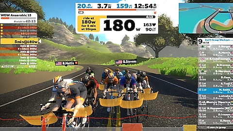 Maximize Your Winter Training with Zwift