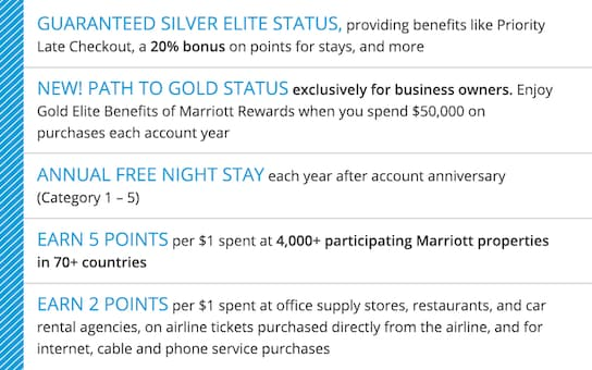 Tl an insiders guide to phoenix and the marriott rewards premier business credit card always delivers these benefits reheart Gallery