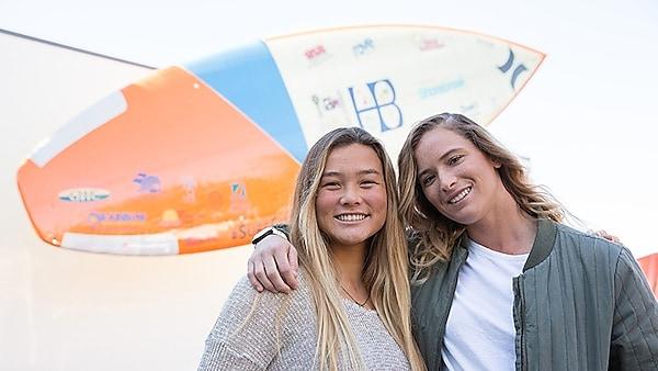 The #SurfCityWomen of California's best beach