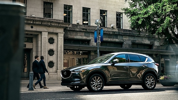 Inviting. Uncompromising. Your Guide to the 2019 Mazda CX-5
