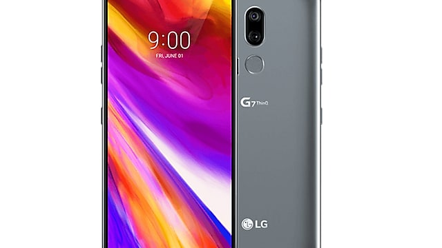 LG's Latest Phone Is Bright, Loud and Smart