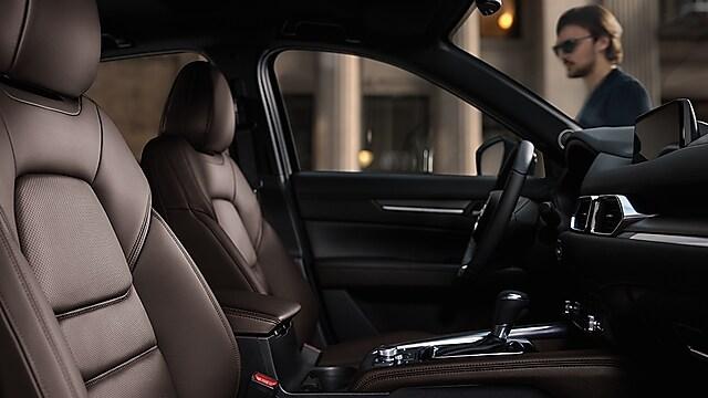 Las mejores características ya están incluidas en el Mazda CX-5 2020: continúa leyendo