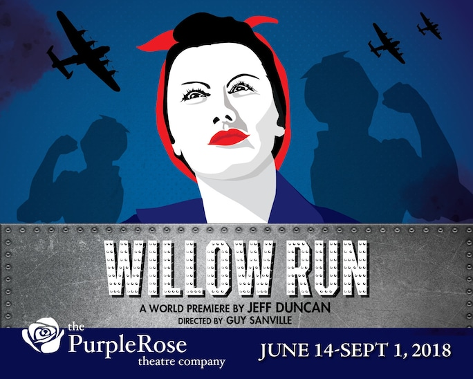 Willow Run World Premiere At Purple Rose Features Original Jeff