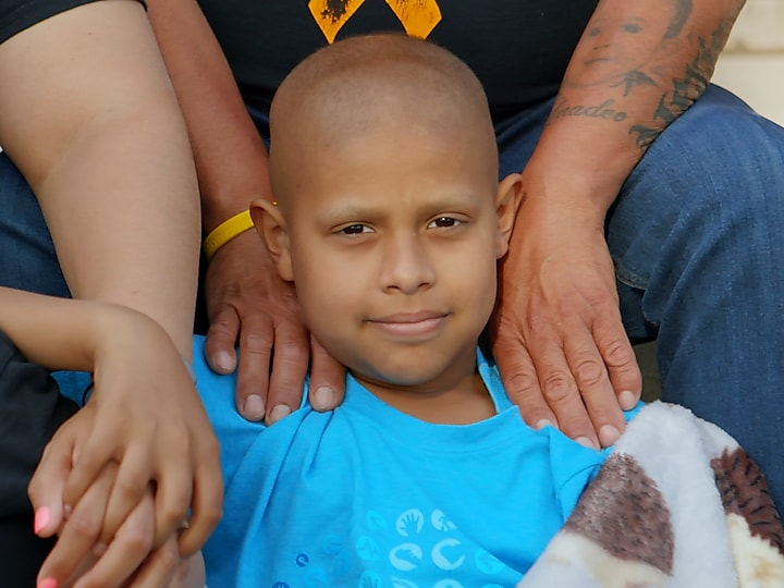 A 9-Year-Old Fighter: Staying Confident While Tackling Bone Cancer
