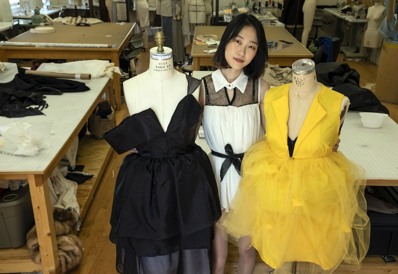 Piece By Piece Students Prepare For Ut Fashion Show