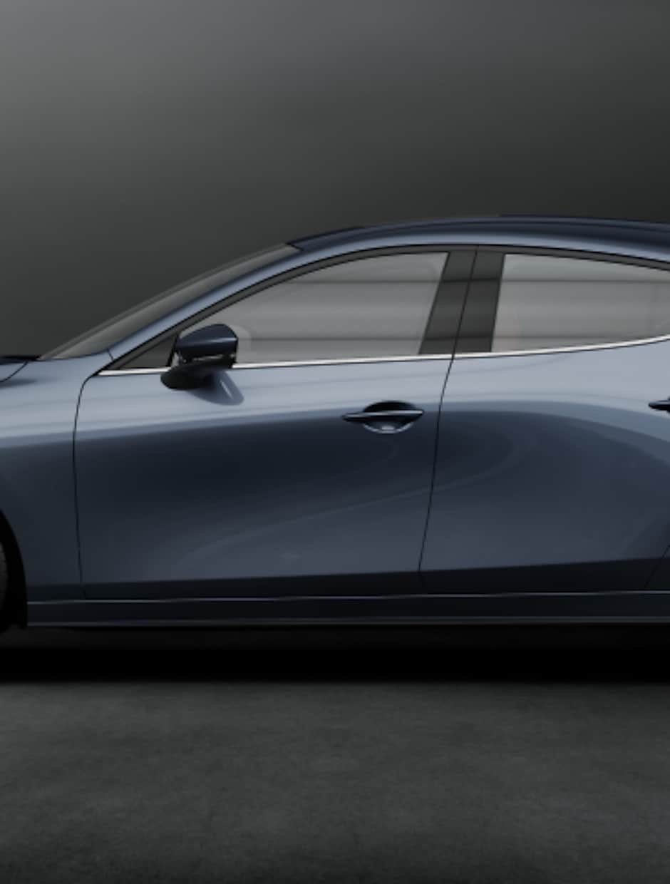 See How the 2019 Mazda3 Sedan and Hatchback Bring New Meaning to Vehicle Design