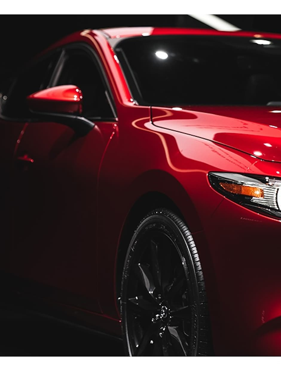 See How the 2019 Mazda3 Has Been Recreated
