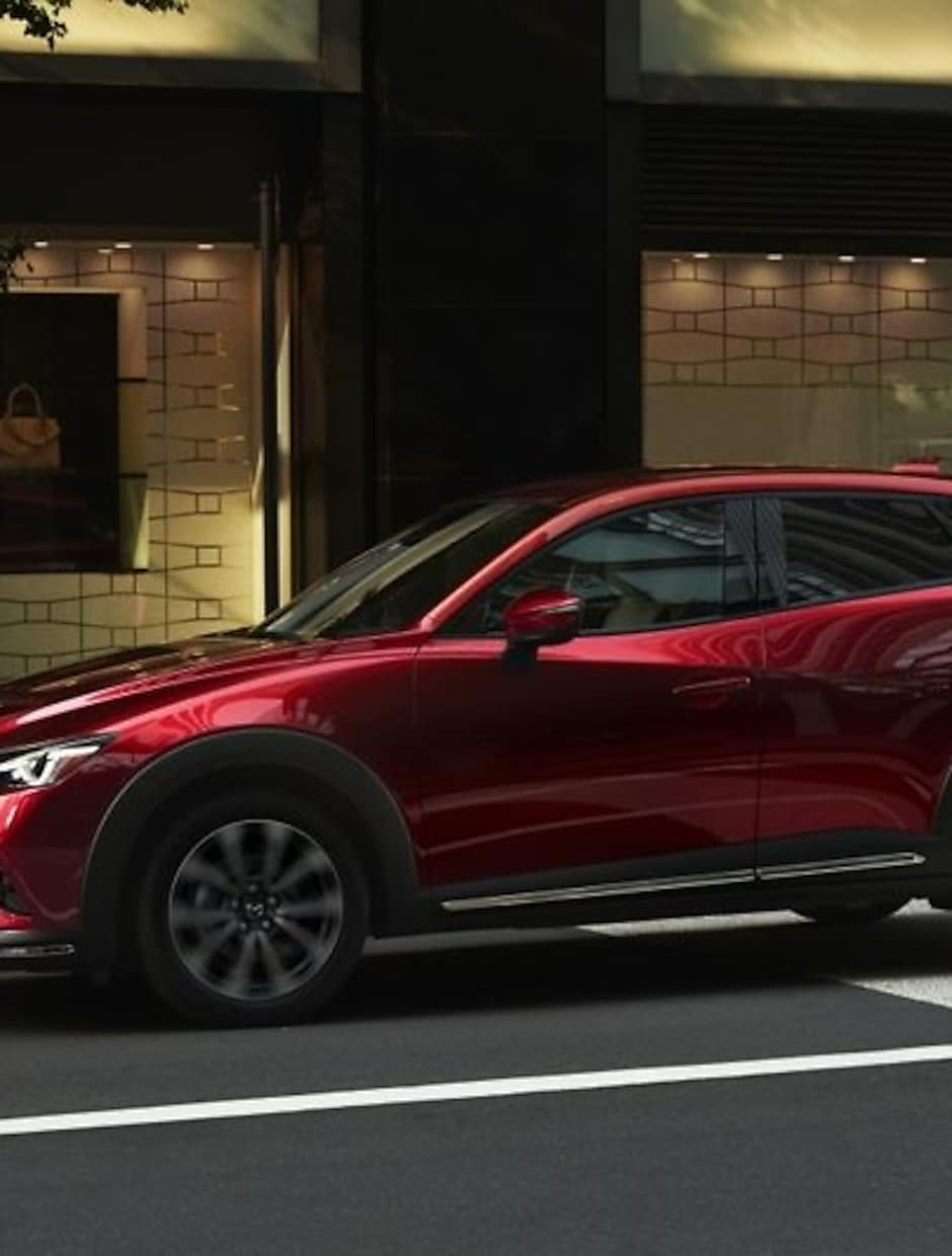 Elegantly Upgraded: A Look at the 2019 Mazda CX-3