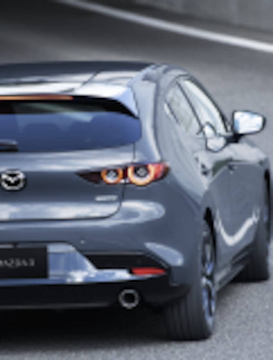 Car Lovers: Explore the Artful Design of the All-New Mazda3