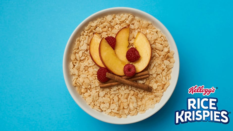 Bring Creativity to Your Bowl With Rice Krispies®