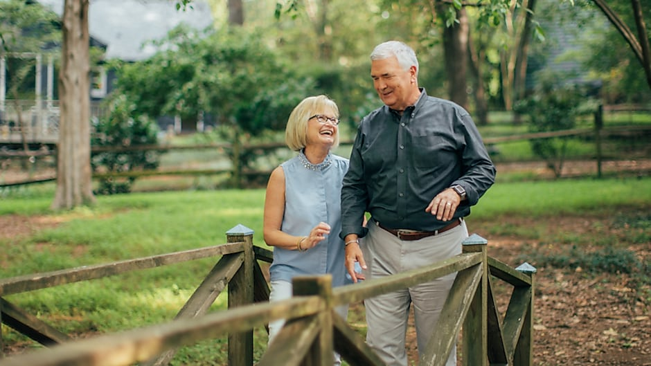 One Couple's Plan for Building Financial Security In Retirement