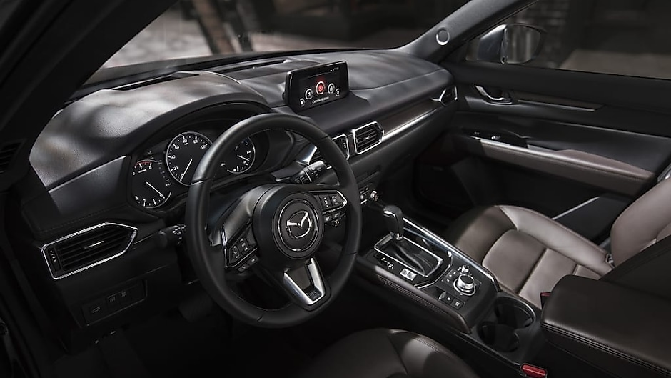 Explore the Elegant and Exhilarating 2019 Mazda CX-5: It's More Than Just an SUV