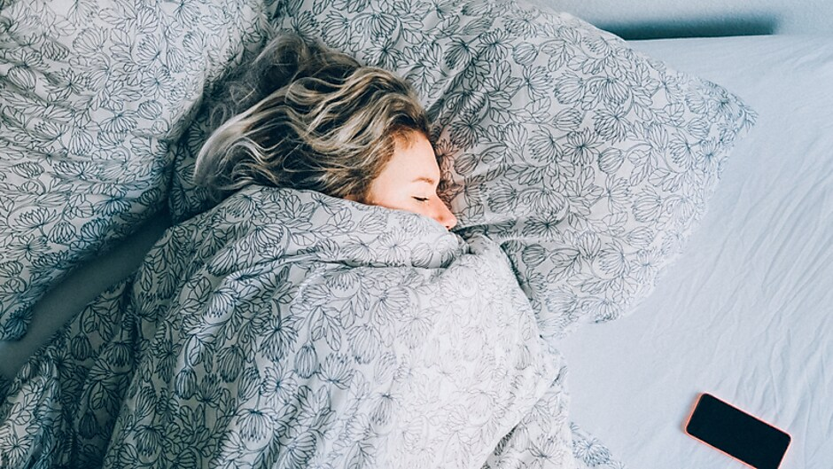 Trouble Sleeping? Here Are a Few Ideas