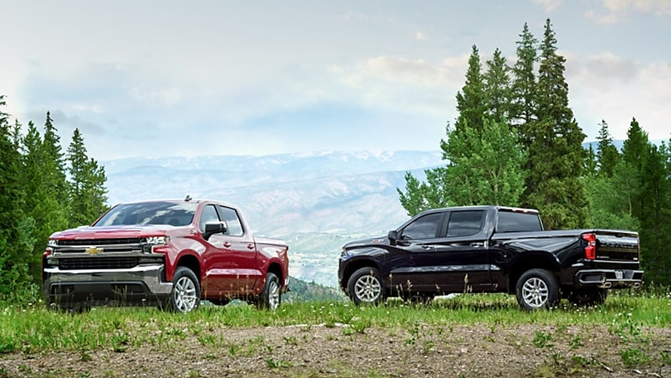 See How the Strongest, Most-Advanced Silverado Gets It All Done