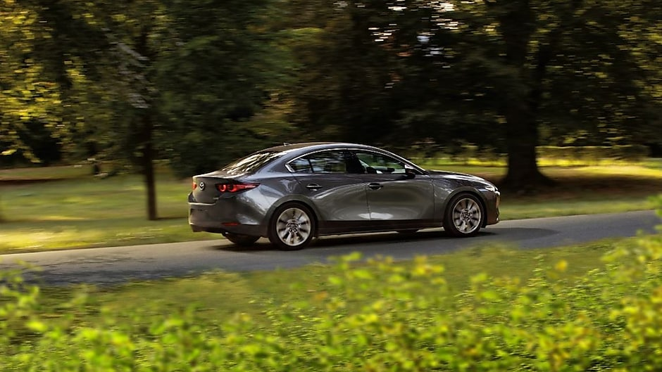 The Top New Features of the Reimagined Mazda3